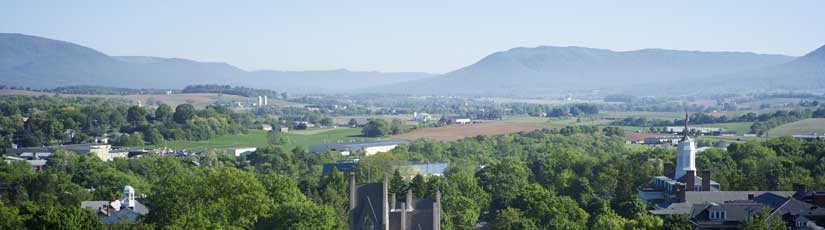 A View of Mercersburg, Fort Loudon, and Lemasters - by Ryan Smith Photography